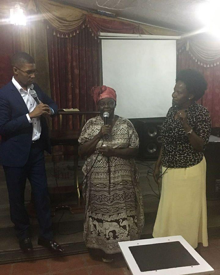 Miracle Jobs Testimony ECG Nairobi Church