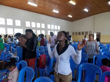 ECG Nairobi Church Testimonies