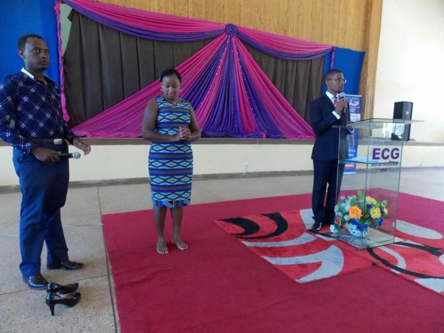 Miracle Contract Testimony ECG Nairobi Church