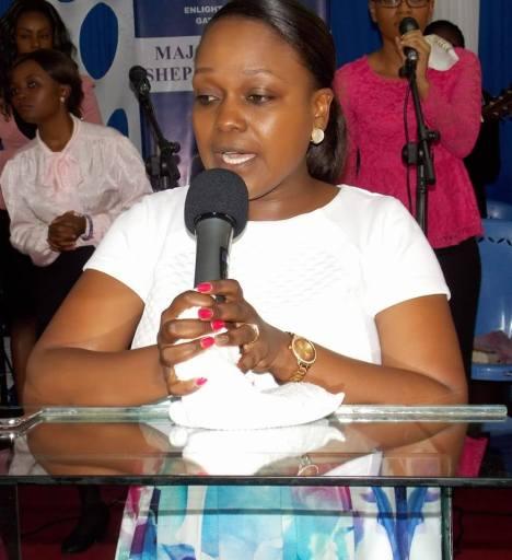 Keep on praying ECG Nairobi Church