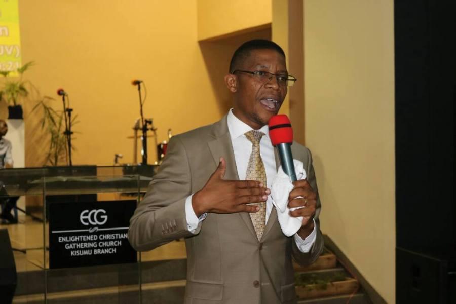 Consider them not ECG Church Nairobi