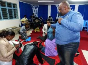 ECG Church Nairobi Prophetic Marathon