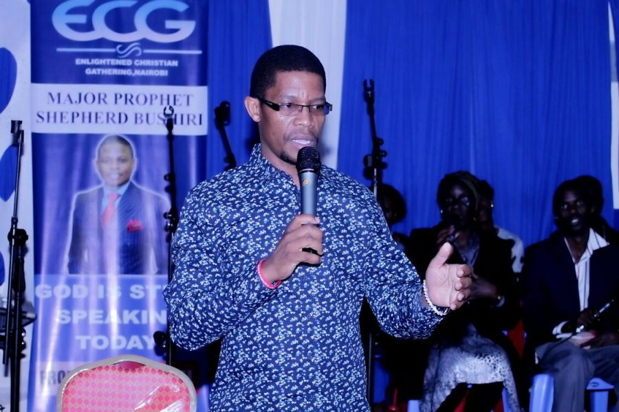 DIVINE SELF-SUFFICIENT | HIS GRACE IS SUFFICIENT ECG Church Nairobi