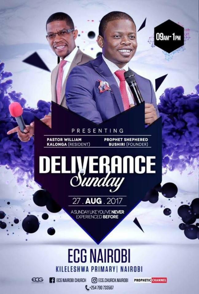 Deliverance Sunday