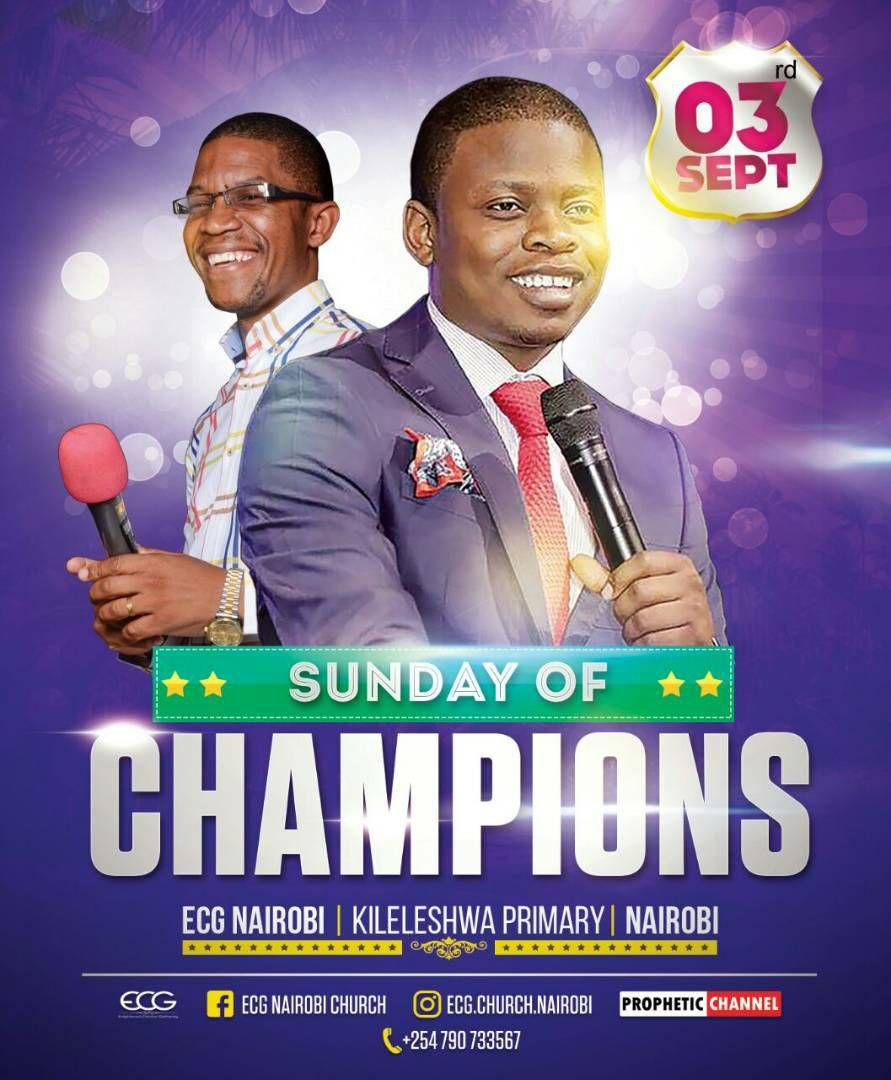 Sunday of Champions