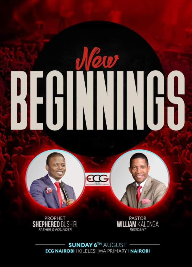 Sunday of New Beginnings