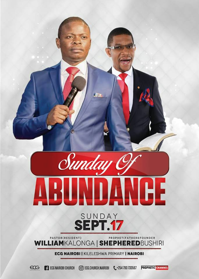 Sunday of Abundance