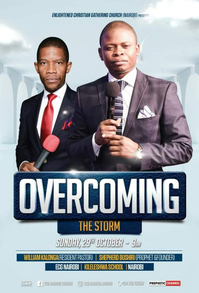 Overcoming The Storm