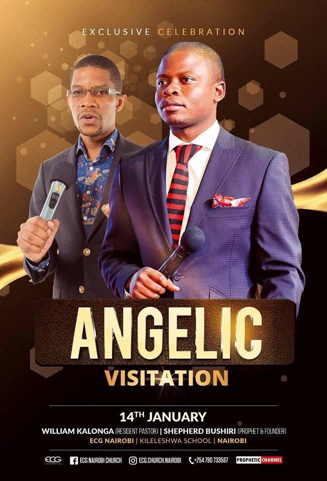 Sunday of Angelic Visitation