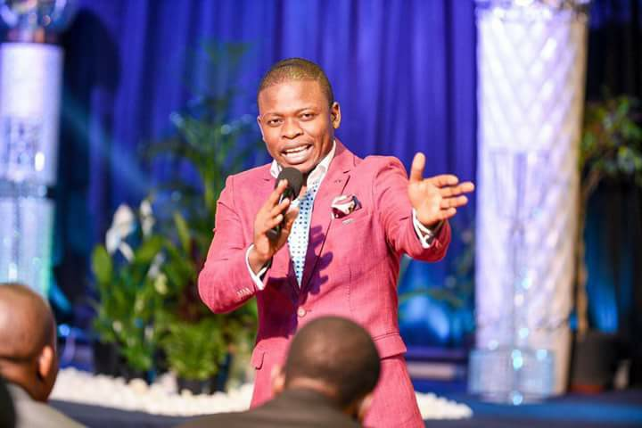Disassociate Prophet Shepherd Bushiri